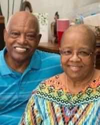 Deacon William and Rev. Sarah Martin