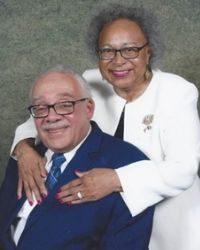 Elder Maurice and Evangelist Ada Landry