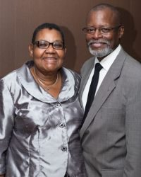 Rev. Jimmy and Evangelist Ida Carpenter